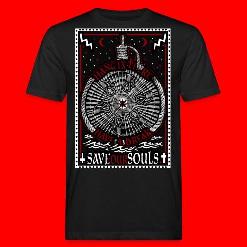 SaveOurSouls - Men's Organic T-Shirt