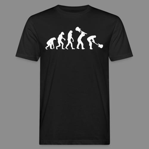 Evolution Rock - Camiseta ecológica hombre