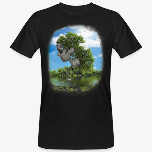 Land of Id - Ekologisk T-shirt herr