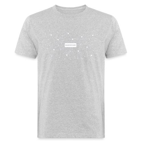 Blockchain - Männer Bio-T-Shirt