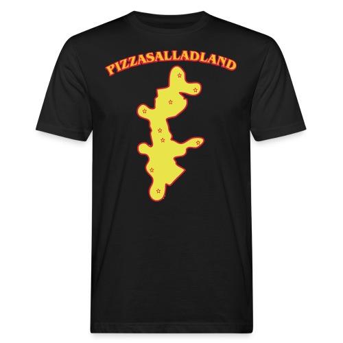 Pizzasalladland - Ekologisk T-shirt herr