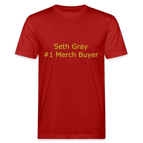 First Merch Buyer - Men's Organic T-Shirt