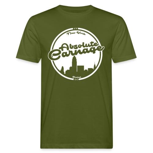 Absolute Carnage - White - Men's Organic T-Shirt