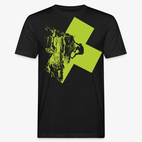 Climbing - Men's Organic T-Shirt