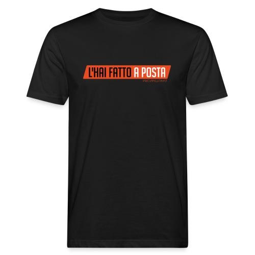 L'hai fatto a posta DiFrutta&Foria - T-shirt ecologica da uomo