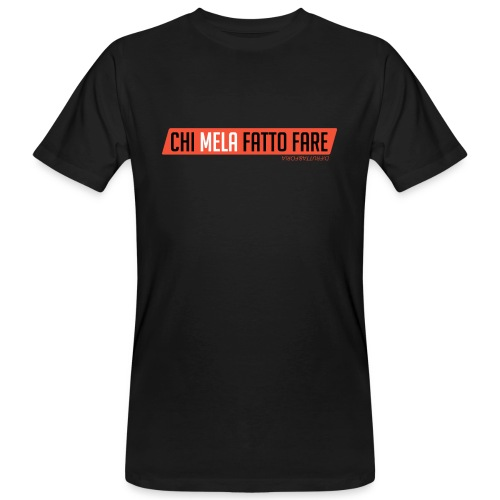 Chi mela fatto fare DiFrutta&Foria - T-shirt ecologica da uomo
