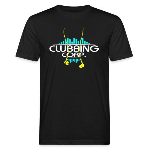 Clubbing Corp. by Florian VIRIOT - T-shirt bio Homme
