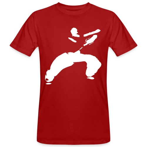 kung fu - Men's Organic T-Shirt