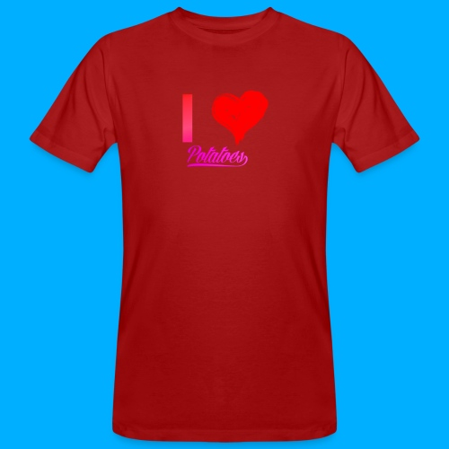I Heart Potato T-Shirts - Men's Organic T-Shirt