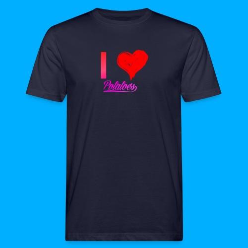 I Heart Potato T-Shirts - Men's Organic T-Shirt