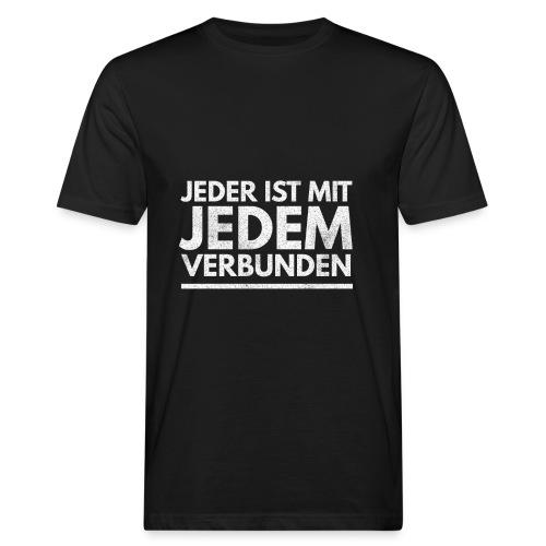 Volk Menschen Person Geschenk 4 - Männer Bio-T-Shirt