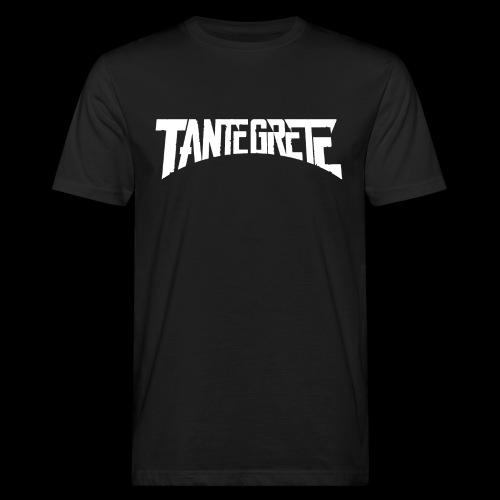 Tante Grete - Männer Bio-T-Shirt