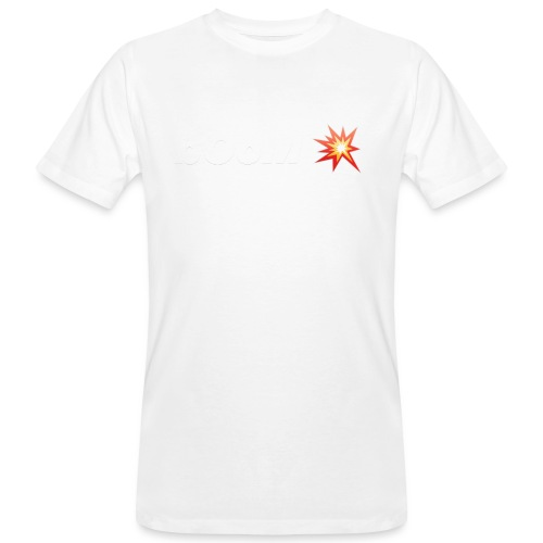 bOoM - Men's Organic T-Shirt