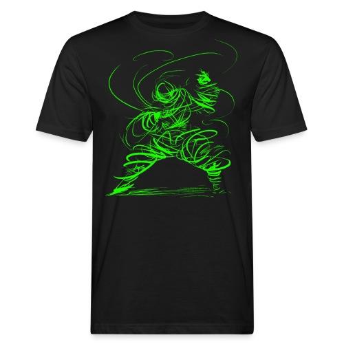 Kung Fu Sorcerer / Kung Fu Wizard - Men's Organic T-Shirt