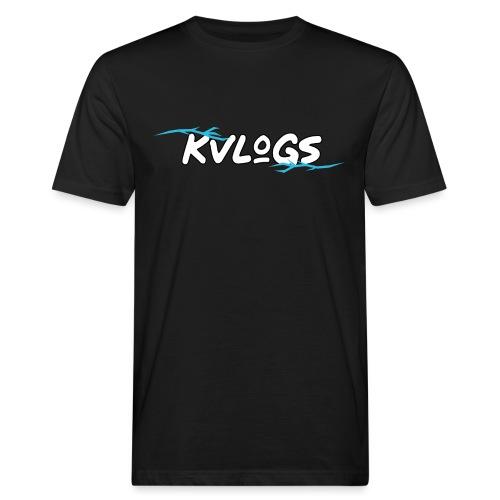 K Vlogs - Mannen Bio-T-shirt