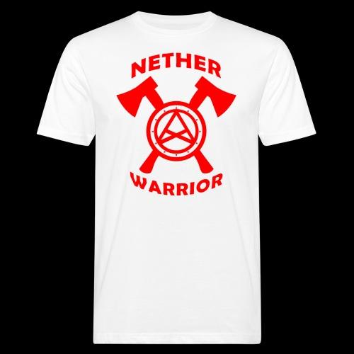 Nether Warrior T-shirt - T-shirt ecologica da uomo