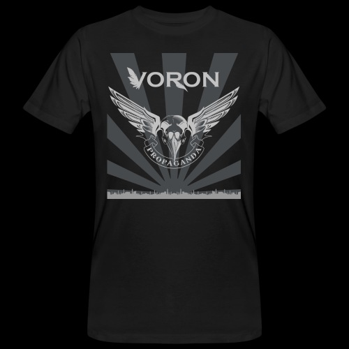 Voron - Propaganda - T-shirt bio Homme