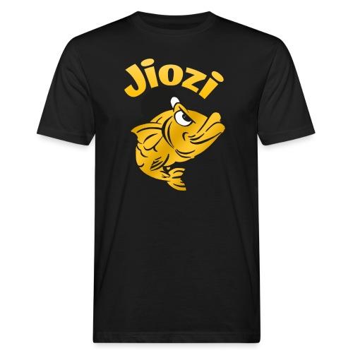 Jiozi Official Logo - T-shirt ecologica da uomo