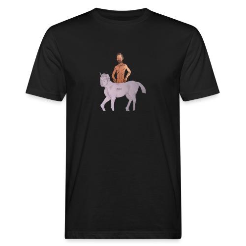 Das Biturmemehorn - Männer Bio-T-Shirt