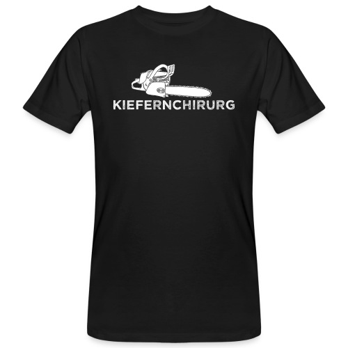 Kiefernchirurg - Männer Bio-T-Shirt
