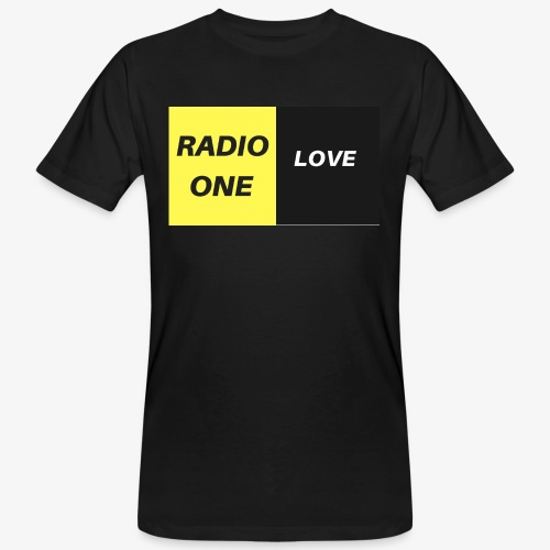 RADIO ONE LOVE - T-shirt bio Homme