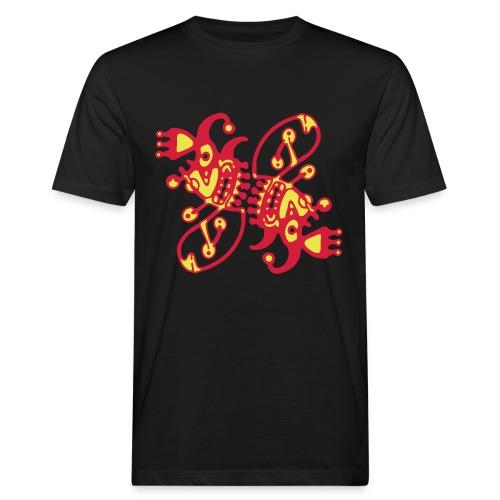 Tribal T-Shirt Design - Männer Bio-T-Shirt