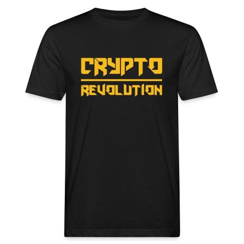 Crypto Revolution III - Men's Organic T-Shirt