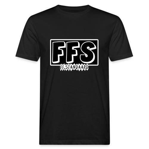 ff Standaard Shirt, Met FFS logo! - Men's Organic T-Shirt