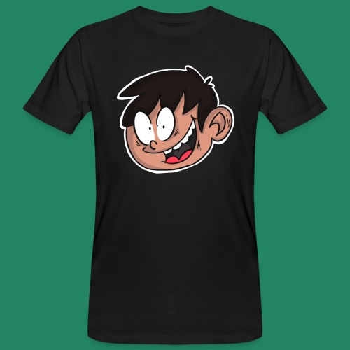 Comic Head - T-shirt bio Homme