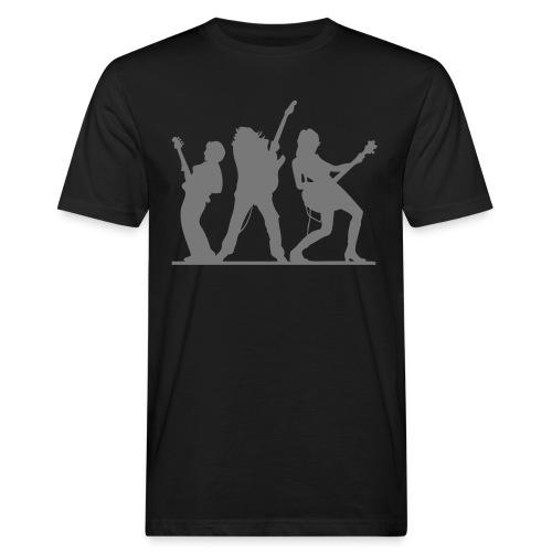 bass & gitarre - Männer Bio-T-Shirt