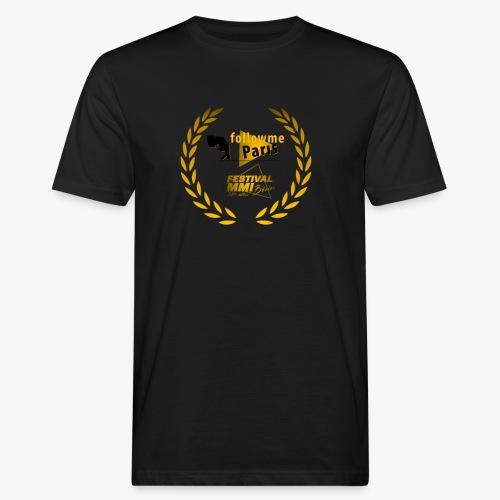 Followme Paris lauréat Festival MMI Béziers - T-shirt bio Homme
