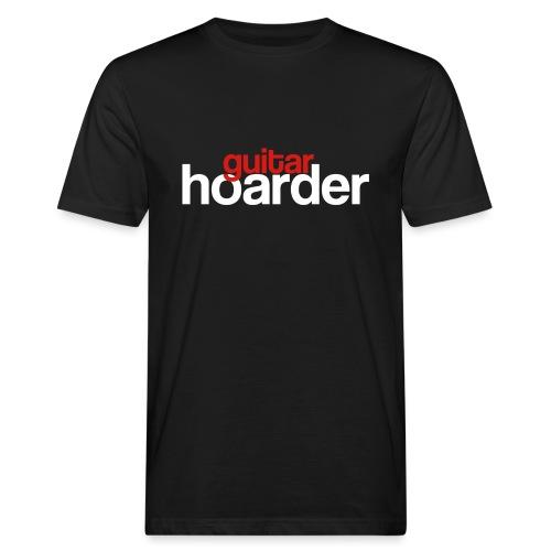 Guitar Hoarder - Men's Organic T-Shirt
