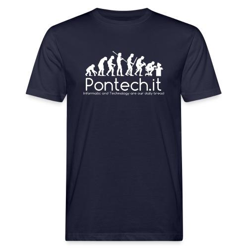 Pontech.it - T-shirt ecologica da uomo