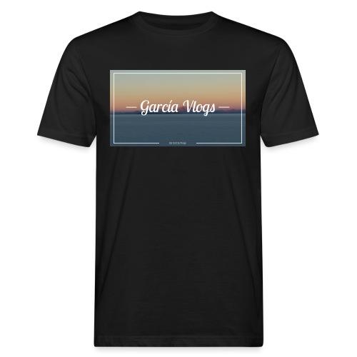 Garcíavlogs - Camiseta ecológica hombre