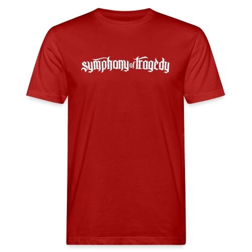Symphony of Tragedy Logo - Men's Organic T-Shirt