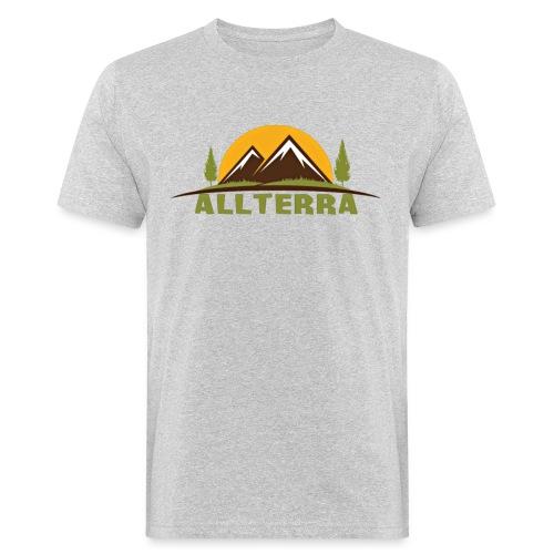 camiseta básica Alterra - Camiseta ecológica hombre