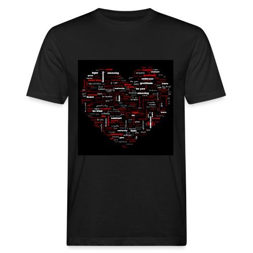 Heart - Men's Organic T-Shirt
