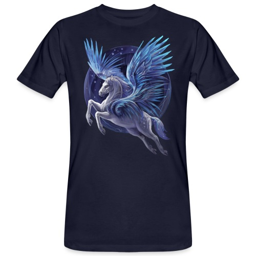 Pegasus - Männer Bio-T-Shirt
