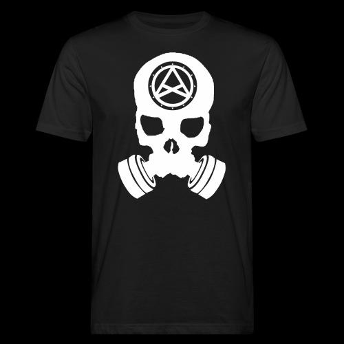 Nether Skull - T-shirt ecologica da uomo