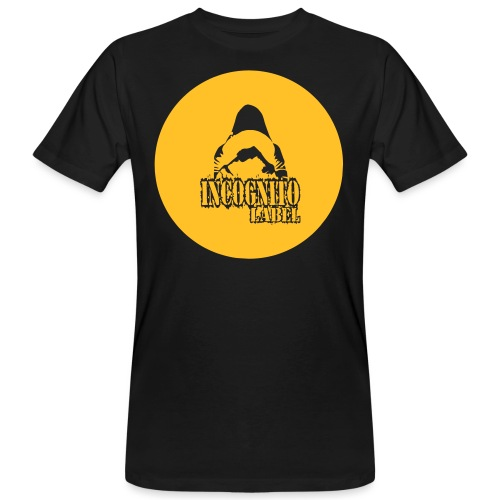 INCOGNITO KRĄG © - Ekologiczna koszulka męska