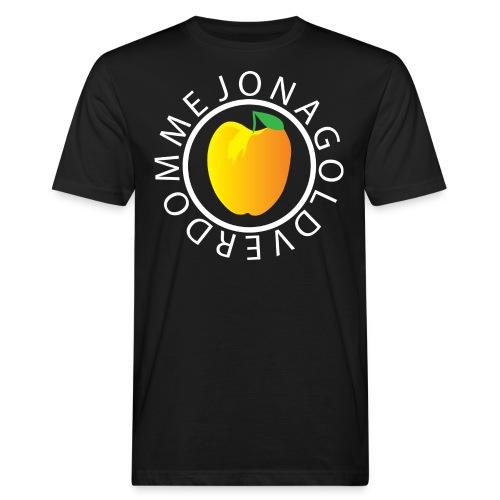 Jonagoldverdomme - Mannen Bio-T-shirt