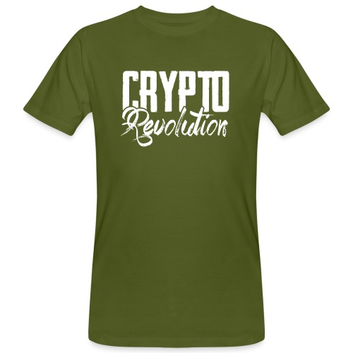 Crypto Revolution - Men's Organic T-Shirt