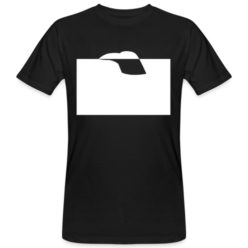 CROW - REVERSE # 2 - Men's Organic T-Shirt