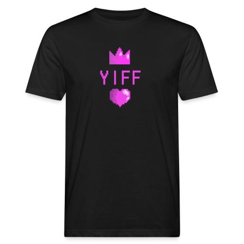 Yiff - Miesten luonnonmukainen t-paita