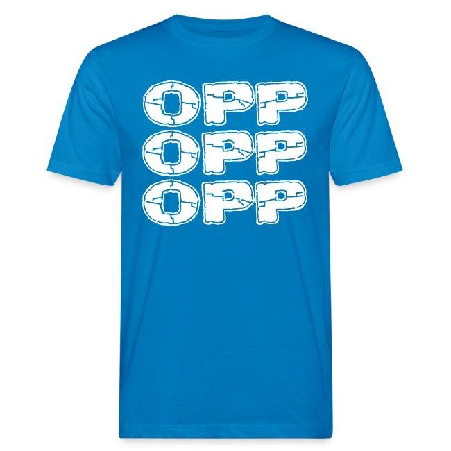 OPP Logo White