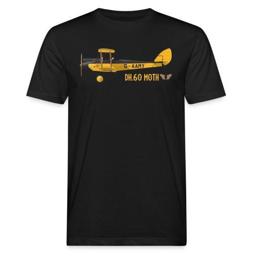 DH60 Moth - Men's Organic T-Shirt