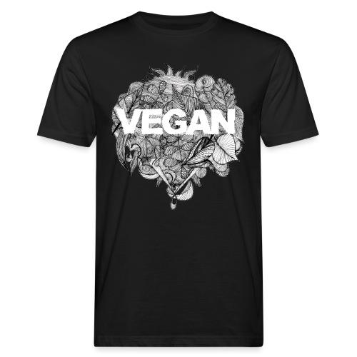 Vegan - Men's Organic T-Shirt
