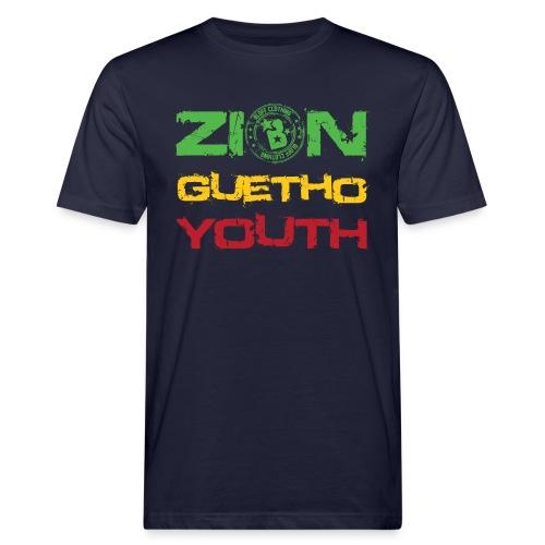 Zion Guetho Youth - Camiseta ecológica hombre