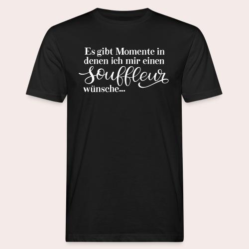 Souffleur - Männer Bio-T-Shirt