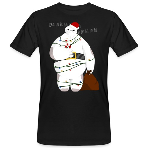 Merry Baymax - T-shirt ecologica da uomo